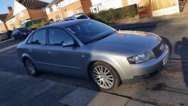 audi a4 1.9tdi for a van