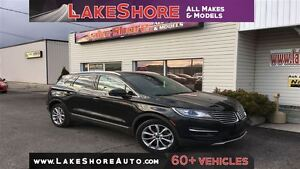 2015 Lincoln MKC Base ALLOY WHEELS LEATHER LOW KMS