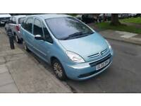 2005 CITROEN XSARA PICASSO DESIRE 1 LADY OWNER FROM NEW FULL SERVICE HISTORY