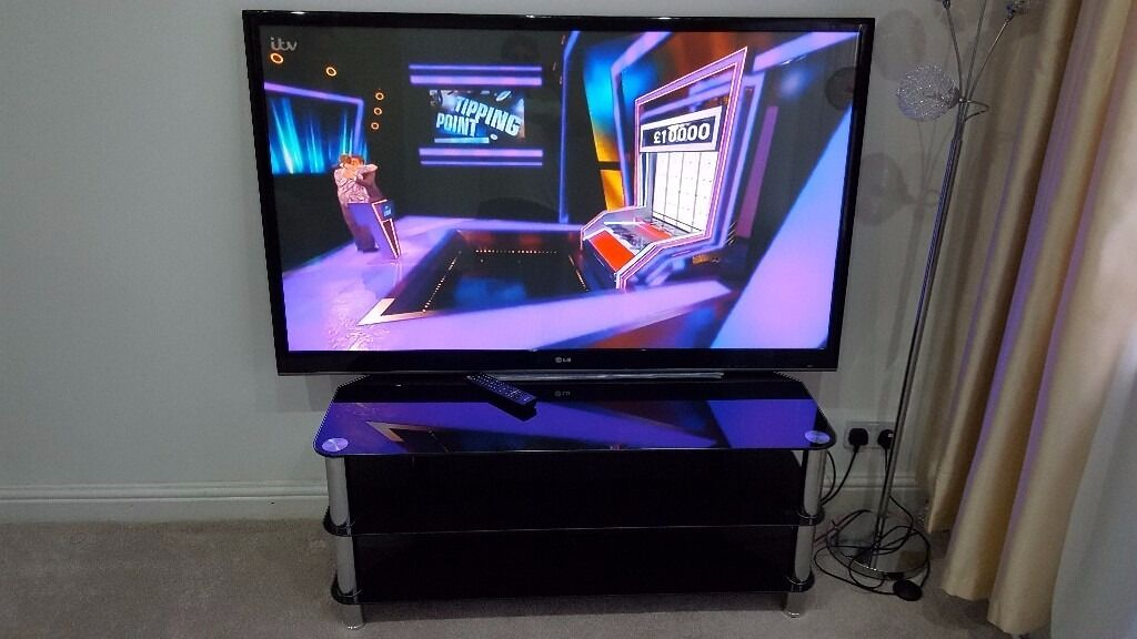 lg 60 inch tv in prestwich manchester gumtree. Black Bedroom Furniture Sets. Home Design Ideas