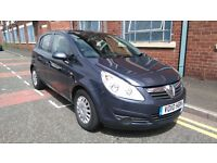 2010 Vauxhall Corsa 1.3 CDTi 16v Life 5dr Hatchback, Economical & Cheap To Run £2,495 p/x considered