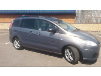 2008(58)MAZDA 5 TS2 1.8 MET GREY,VERY LOW MILES,7 SEATER,CLEAN CAR,GREAT VALUE