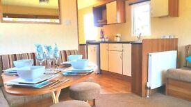 Double Glazed And CentralHeated Caravan For Sale Ayrshire Scotland