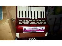 Beginners 8 bass Piano Accordion