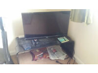 SEIKI TV w/Remote for sale. No Scratches or Dents