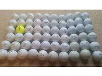 60 Mixed Golf Balls