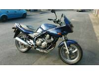 * YAMAHA XJ6 DIVERSION 600 *