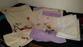 COT QUILT/PILLOW WITH 2 COVER SETS 130CMX95CM