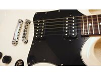 Epiphone SG in White * Sold*