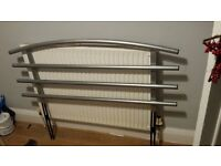 Double Metal Headboard 4ft