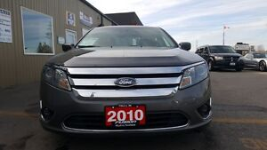 2010 Ford Fusion SEL-LEATHER-SYNC-HEATED SEATS Windsor Region Ontario image 7