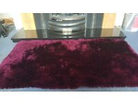 Purple Luxurious Rug