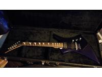 Jackson Kelly 7 string guitar - KE-7 super rare!