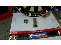 Championship dartboard