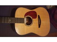 Faith saturn hi gloss guitar for sale