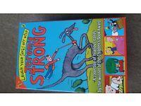 Jeremy Strong children's box set of 10 books