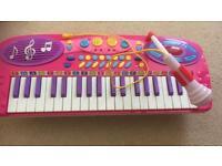 Child's play keyboard