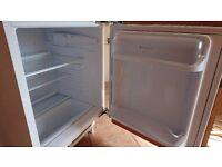 Hotpoint Integrated fridge.
