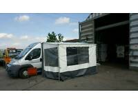 Fiamma caravanstore 360 awning and privacy room
