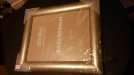 Brand new Large size Athena picture frame wall picture frame
