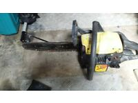 petrol chainsaw. good working order. Can deliver locally.