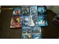 DVDs science fiction