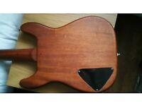 Epiphone replica 60s Coronet guitar by Shoreline guitars Scotland