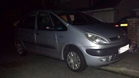 2002 PICASSO HDI DIESEL 2L