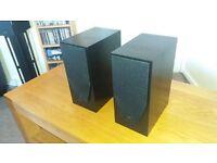 Rega RS1 Speakers - Retailed for £400