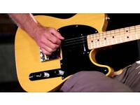 Looking for a butterscotch telecaster any cond