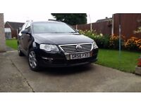 vw passat estate diesel manual 170 bhp vgc for year new tyres and battrey