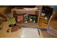 Reptile tank starter kit