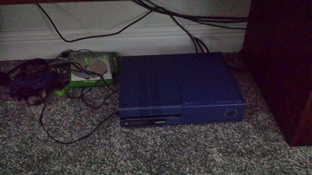 Xbox one 1tb Forza