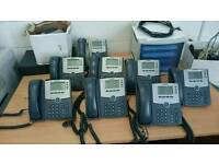 Cisco IP phone SPA504G x8