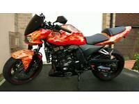 Kawasaki Z750 ZR750 not Z1000 ZR1000 12mths MOT awesome bike