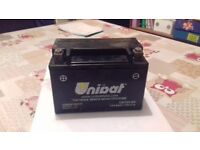 Battery for GSXR 600 W