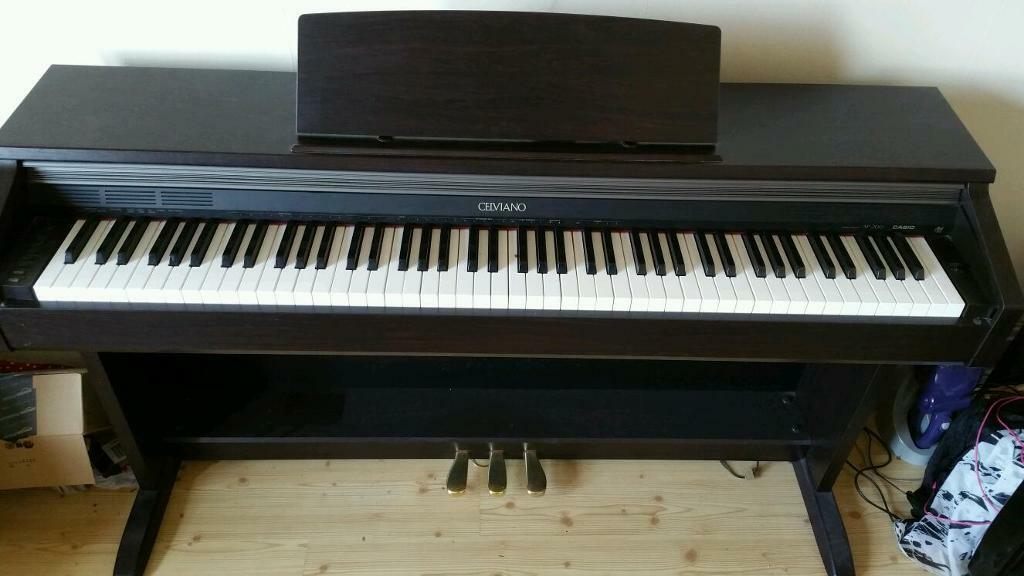 casio celviano ap200 digital piano in dundee gumtree. Black Bedroom Furniture Sets. Home Design Ideas