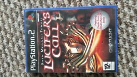 playstation 2 Lucifers Call JRPG boxed with instructions