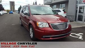2016 Chrysler Town & Country Limited Platinum Dual DVDs,Nav,Leat