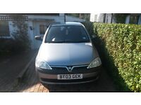 Vauxhall Corsa - ideal little runaround for first time driver