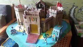 Wooden Castle - ELC