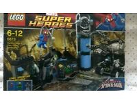 Lego marvel 6863 complete boxed