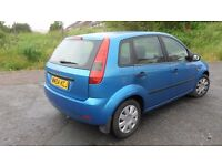 2004 FORD FIESTA FLAME 1.4 LITRE