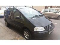 Vw sharan 1.9 tdi 2001 diesel 6 speed manual £350 quick sale 07741910509