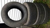 Good year tires 275/65R18