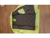 Aqua Classic Corporate Hi Vis Jacket