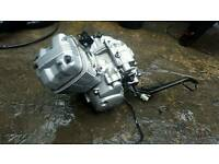 HONDA CBF 125 ENGINE 2008-2011