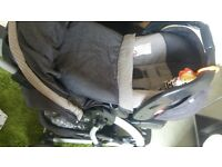 Mothercare Pushchair 3in1