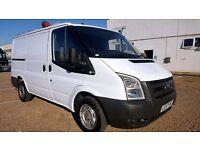 Finance - £108 Per Month -Ford Transit 300 - 1 Owner-Ex BT- FSH - 1 YR MOT - 86K Miles Free Warranty
