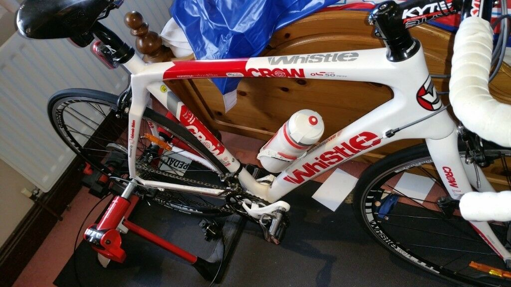 Whistle Crow Carbon Fibre Road Bike In Lisburn County